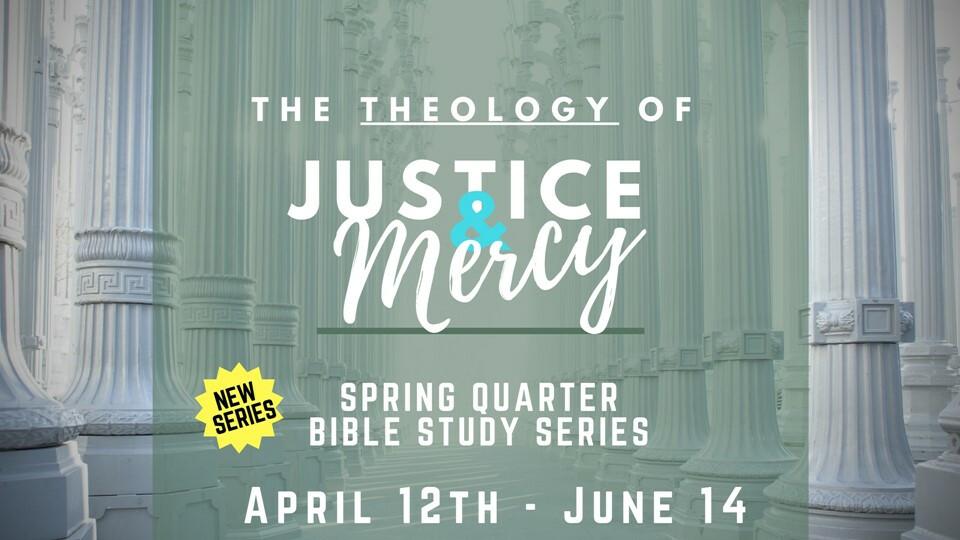 Spring Quarter Bible Study