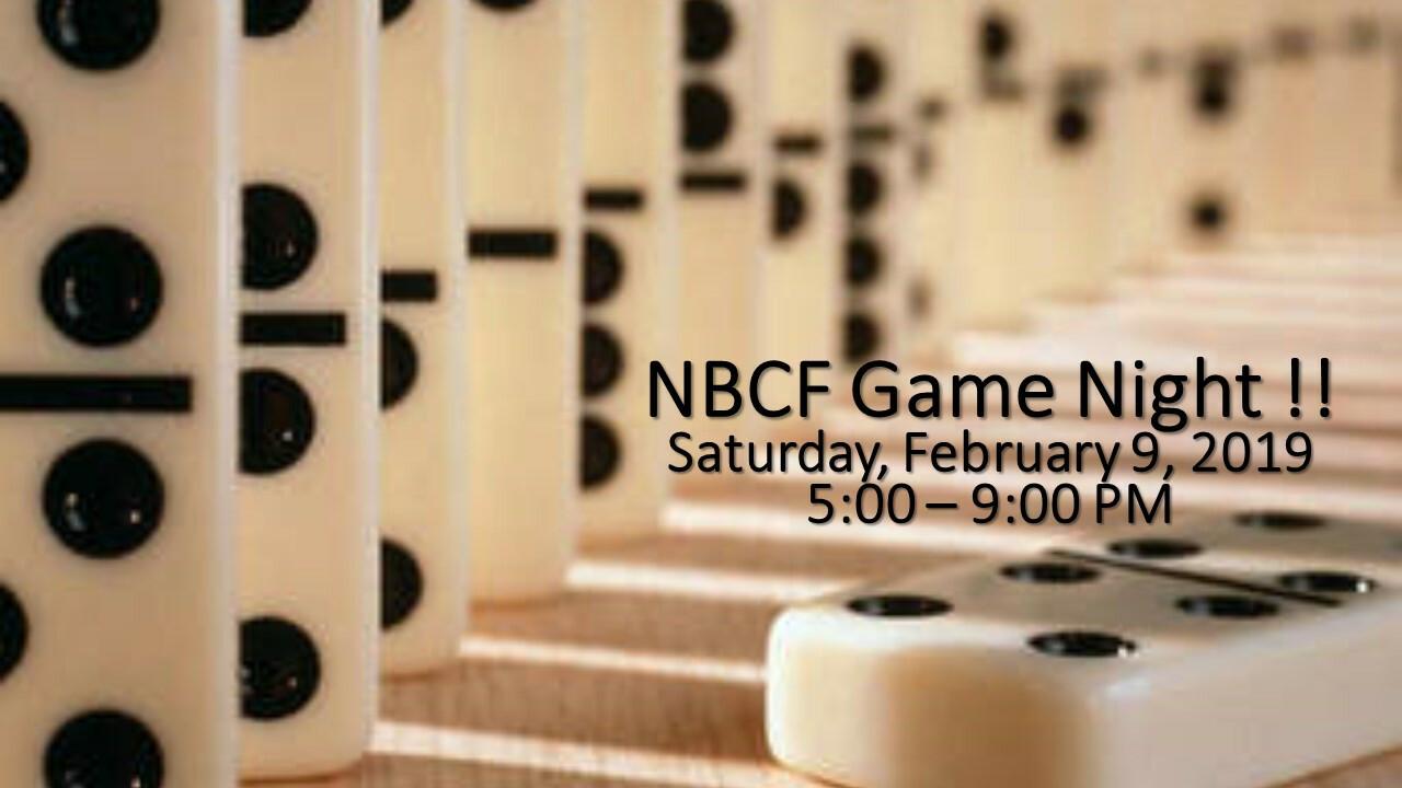 ALL Church Game Night!