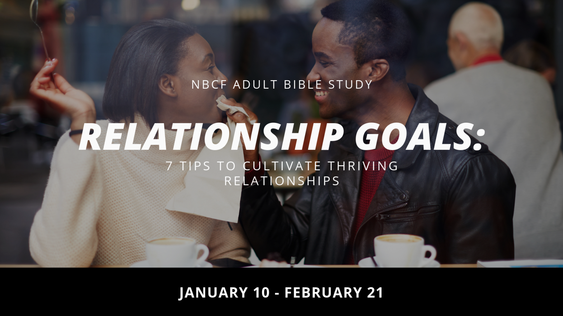 Thrilling Thursdays & Adult Bible Study Series