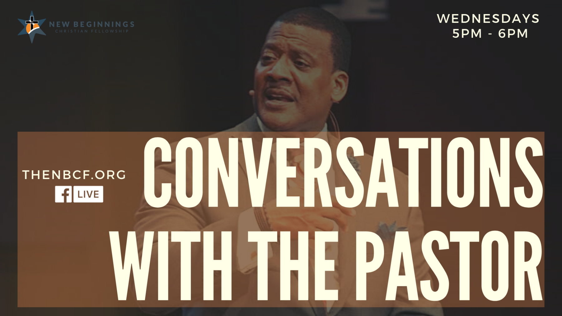 Rebroadcast - Conversations With The Pastor