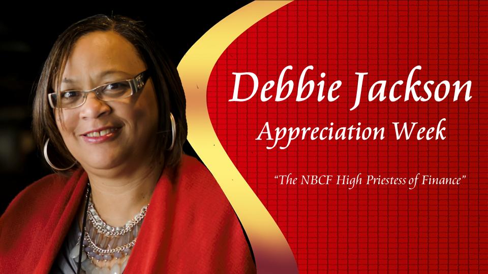 Debbie Jackson Appreciation Week - Special Conversations with The Pastor